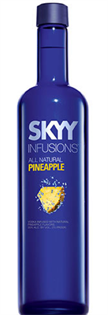 Skyy Vodka Infusions Pineapple 1.75l